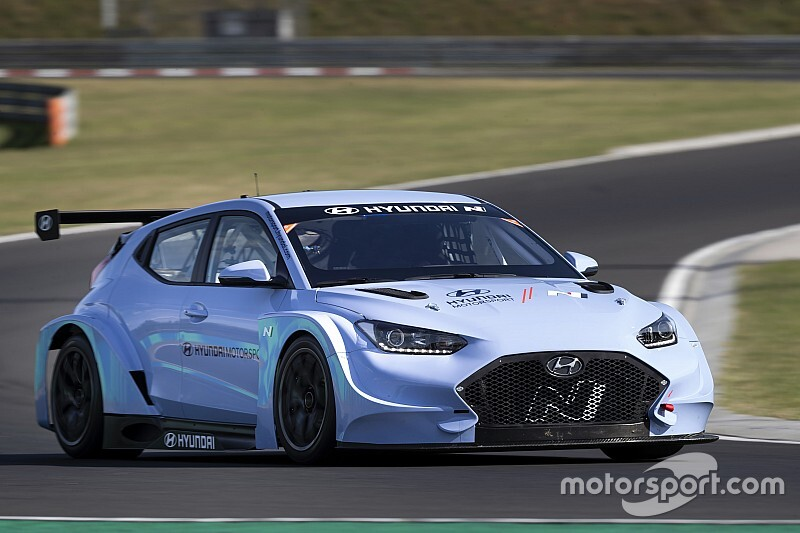 Primo test all'Hungaroring per la Hyundai ETCR