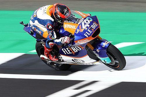Moto2イギリス決勝 長島自己最高位タイの5位。フェルナンデス今季2勝目