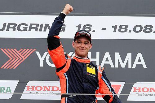 Neuville domina en debut en circuito con pole y victoria