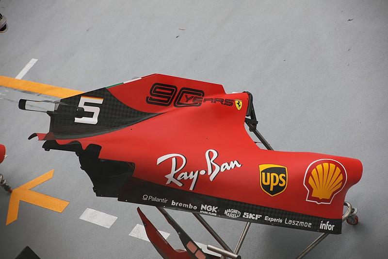 A Ferrari csak 0.3 másodpercet gyorsul a Magyar Nagydíjhoz képest?