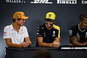 """A McLarennél Ricciardo lehet a """"B"""" terv, míg Vettel a """"C"""", ha Sainz a Ferrarihoz kerül"""