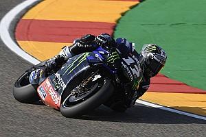 Journée solide pour Yamaha, mais un retard à réduire sur Márquez