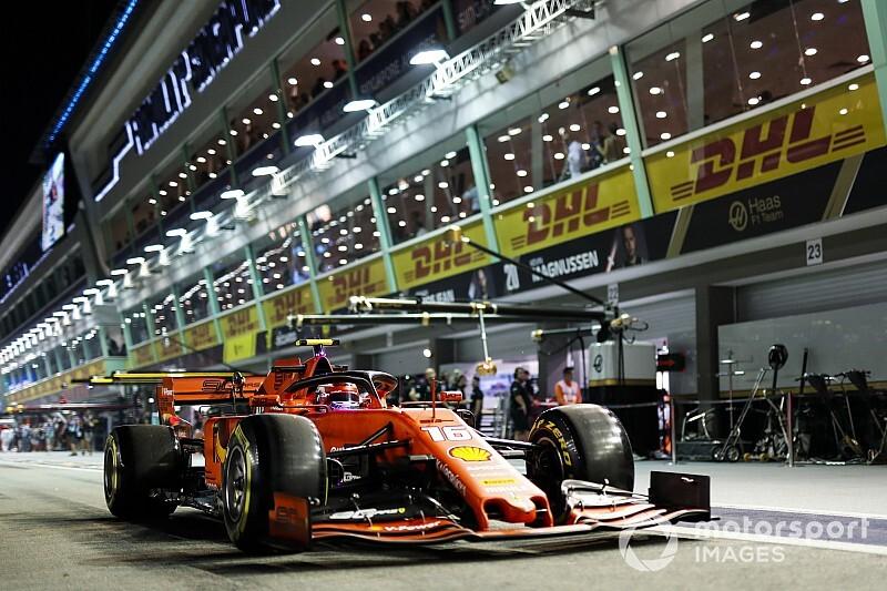 Teknik analiz: Ferrari'yi Singapur'da şahlandıran güncellemeler