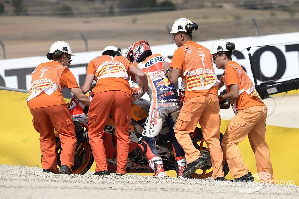 Las barreras que aún debe superar MotoGP para volver a correr