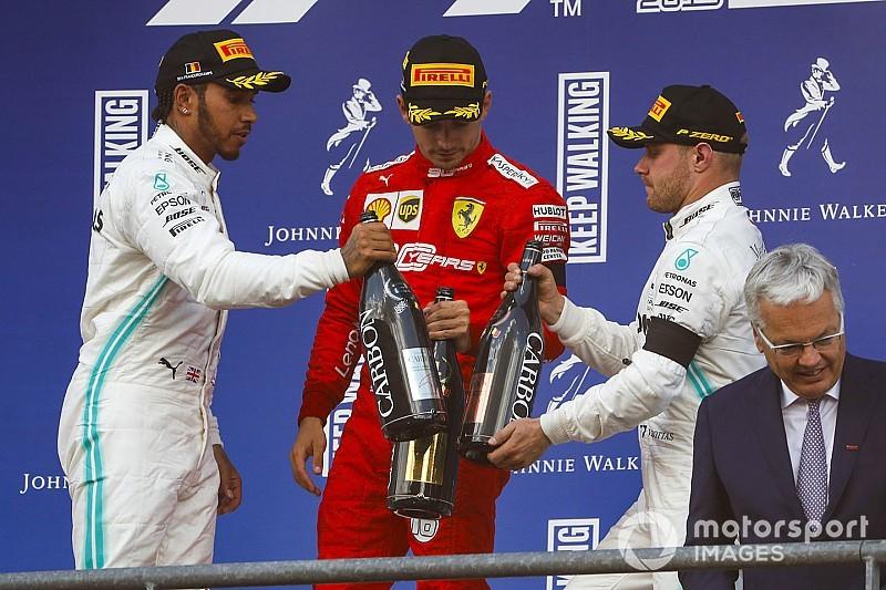 Vasseur reméli, Leclerc nem soká értékelni tudja sikerét