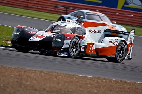 """López, """"realmente feliz"""" por la victoria en Silverstone"""