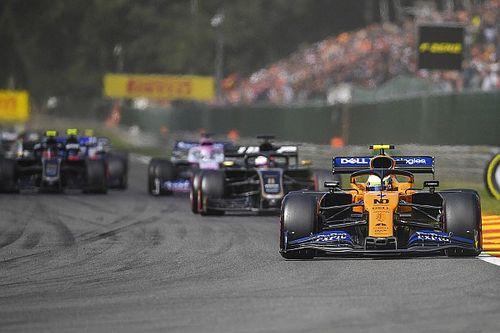 Körről körre a Belga Nagydíj - Leclerc megcsinálta!