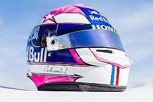 Гасли подготовил для Монцы шлем в память о Юбере