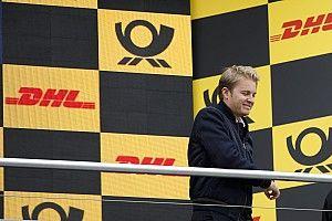 Rosberg, akıllı telefon kullanmayı bırakmış