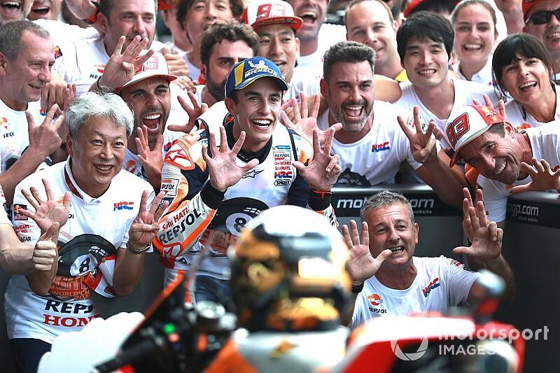 Marqueznek már most a jövő évi bajnoki cím jár a fejében