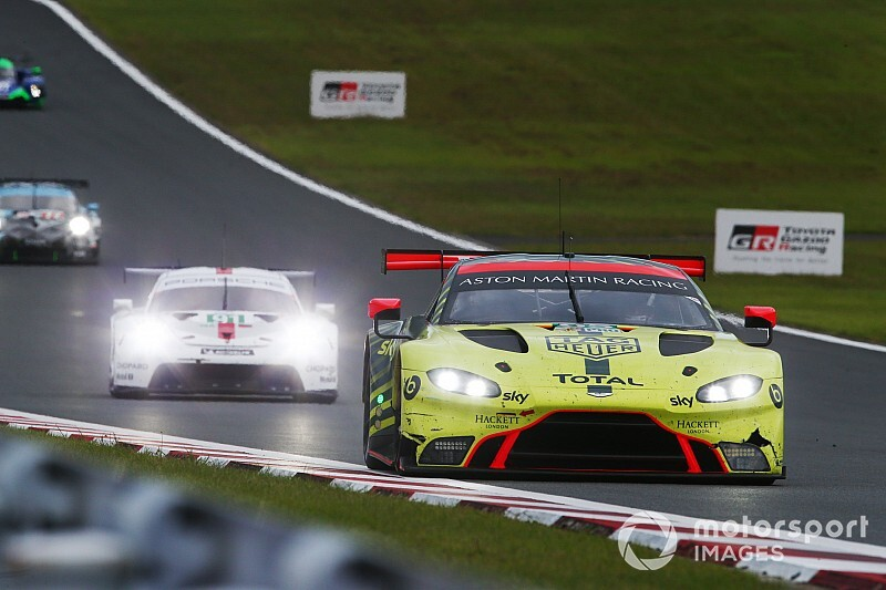 "Aston Martin ""needed"" to prove itself in dry"