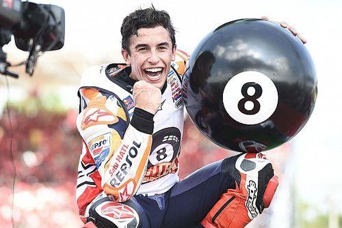 ANÁLISE: O calendário reduzido da MotoGP não deve ameaçar o domínio de Marc Márquez