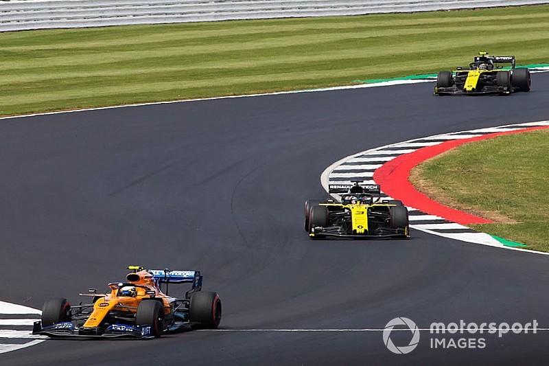 Abiteboul : Le suivi de la stratégie de Ricciardo a nui à Hülkenberg