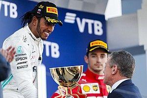 Hamilton szerint a Ferrari kissé domináns lett