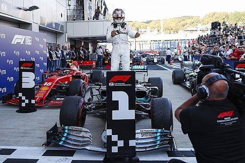 Course - Radio Ga Ga et défaillance chez Ferrari, jackpot pour Hamilton!