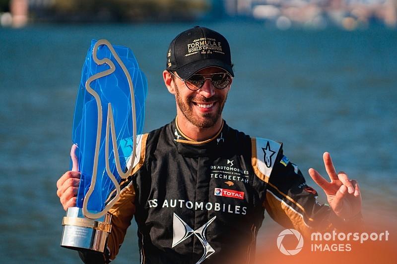 Vergne dwukrotnym mistrzem Formuły E