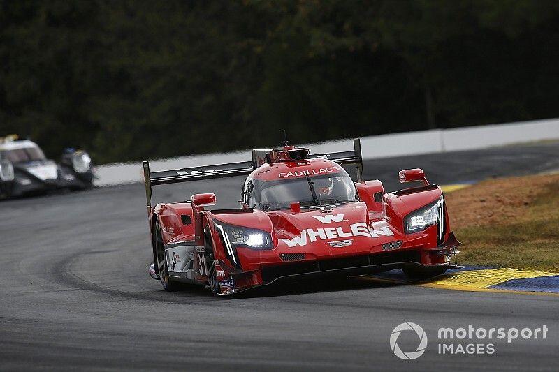 AXR Cadillac comienza adelante en Petit Le Mans