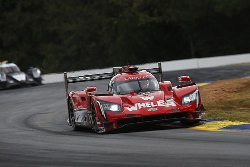 Petit Le Mans: AXR Cadillac leads opening practice