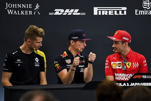 SZAVAZÁS: Verstappen vagy Leclerc a jobb versenyző?