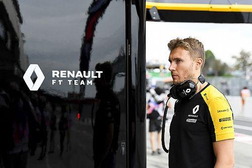 Sirotkin seguirá como reserva de Renault
