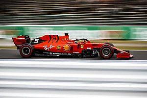 Bolesny brak Formuły 1