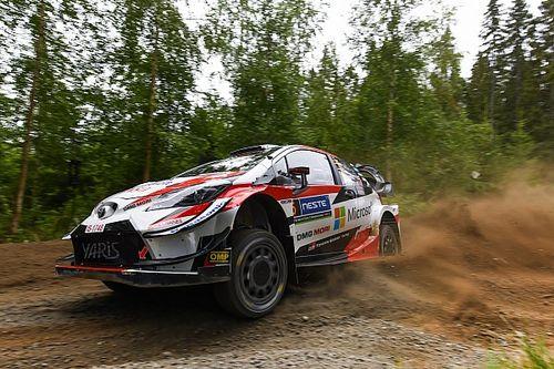 WRC, Rally Finlandia, PS10: Meeke si riprende il secondo posto