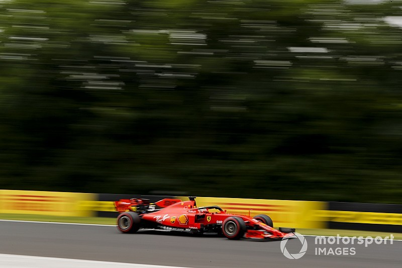 Live: Follow Hungarian GP practice as it happens