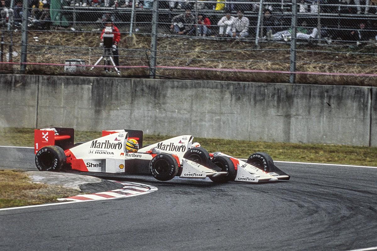 VÍDEO: Senna x Prost 30 anos; relembre polêmica batida em Suzuka
