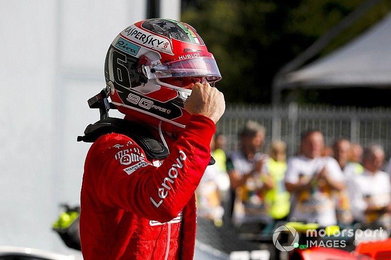 La exhibición de Leclerc en Monza le da el 'Piloto del día'