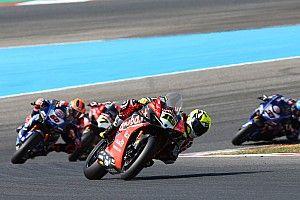 Ducati hasn't updated V4 R all season - Bautista