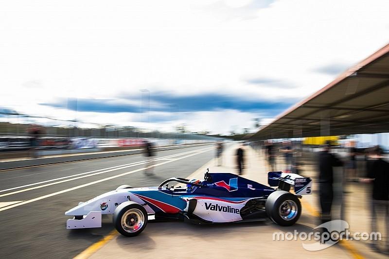 Australian F3 runner-up signs up for S5000 test
