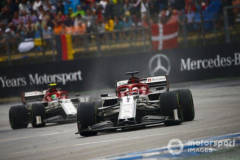 Alfa Romeo apresenta recurso contra punições do GP da Alemanha