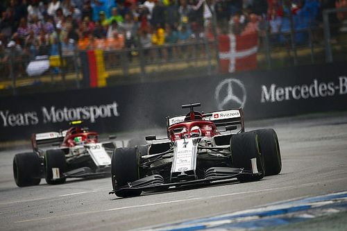 "Alfa Romeo must do better in ""chaotic"" races - Vasseur"