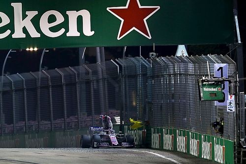 Racing Point: Abrupt stop saved Perez's engine