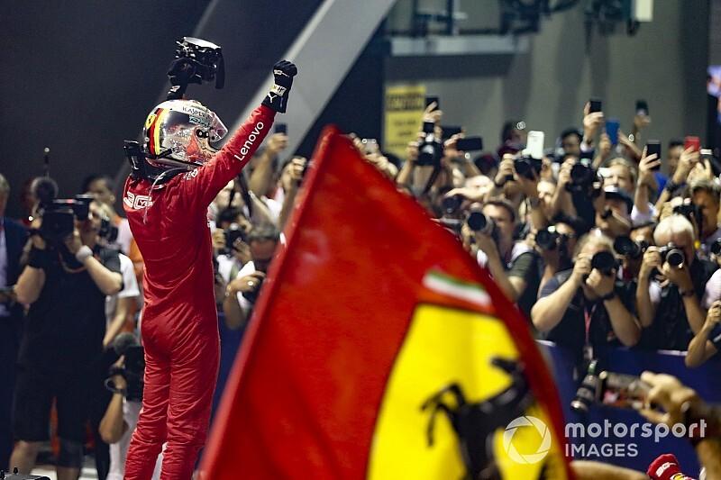 """'El GP Singapur en 4 apuntes', por Luis Manuel """"Chacho"""" López"""