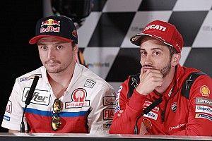 """Dovizioso: """"¿Ducati no confía en sus pilotos? Preguntadle a Dall'Igna"""""""