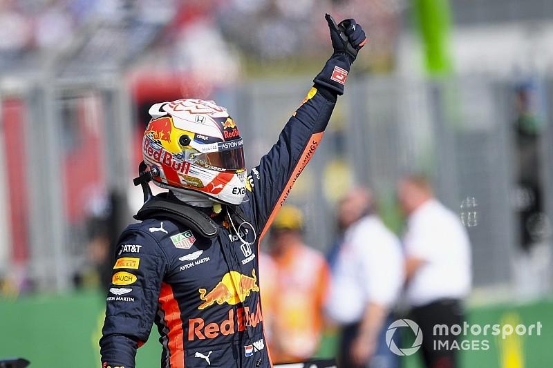 """Verstappen """"Piloto del Día"""" del GP de Hungría"""