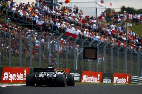 """Hamilton dice que su ritmo se """"estancó"""" en calificación"""
