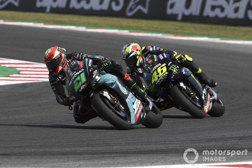 """MotoGP, Morbidelli: """"Io e Rossi compagni? Sarebbe stimolante"""""""