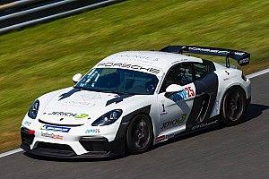 Porsche SCCE: Wanner najszybszy, Antoszewski zaskakuje