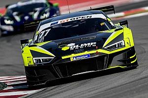 Olimp Racing najszybszy w GT3