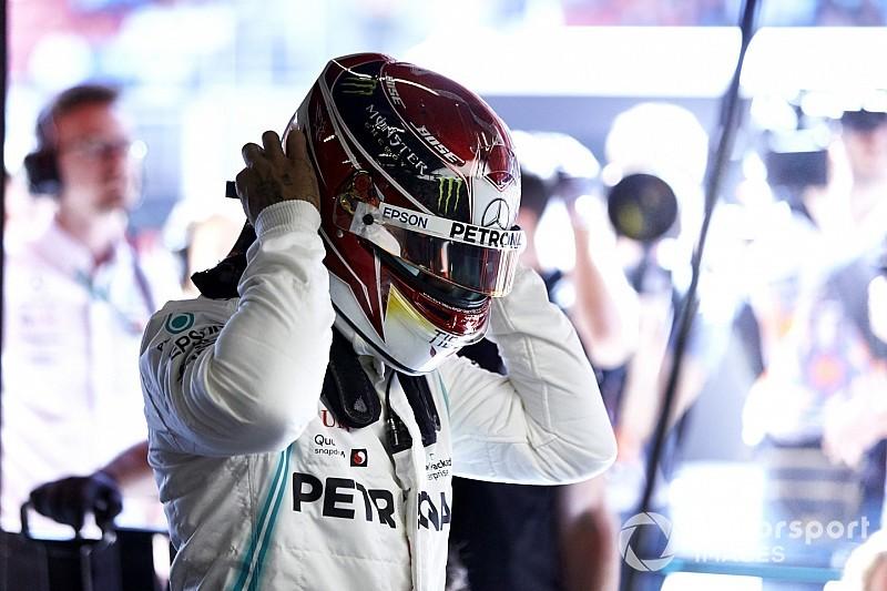 Hamilton hatalmas előnnyel nyerte az utolsó edzést Leclerc előtt