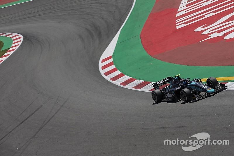 فورمولا 2: لاتيفي يعزّز صدارته ويفوز بالسباق الرئيسي في برشلونة