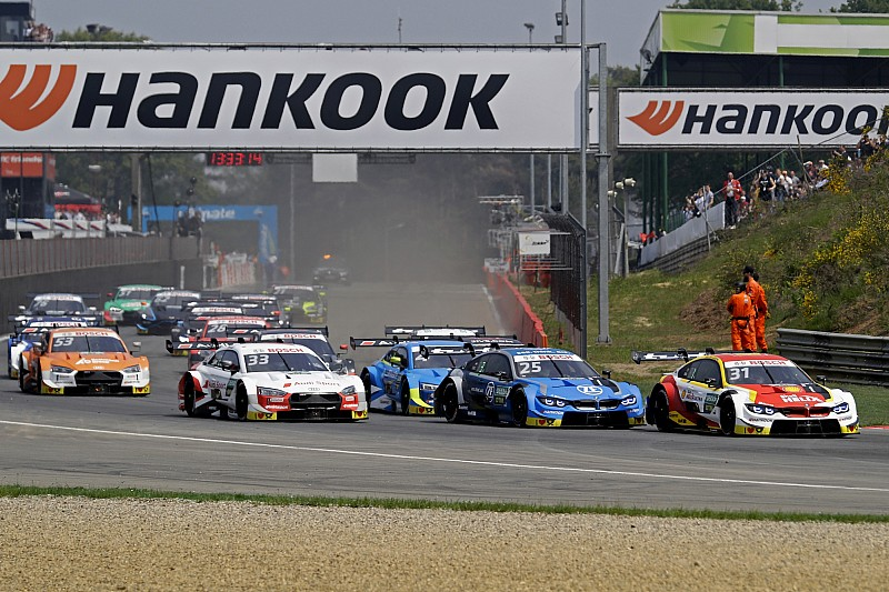 Zolder's DTM slot approved despite WEC clash