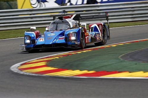 SMP Racing logra un doblete por delante de los Toyota en la FP1 de Spa