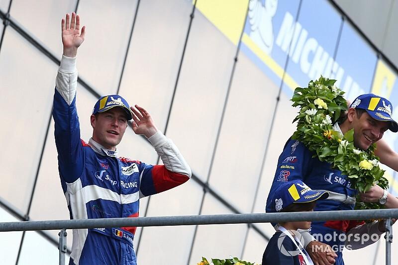 Sur le podium au Mans, Vandoorne veut revenir jouer la victoire