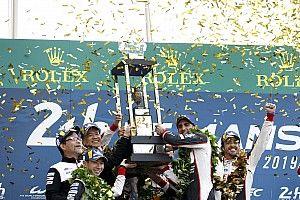 Alonso, campeón del mundo ganando sus segundas 24 horas de Le Mans