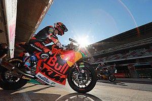 Tanto lavoro in pista per le squadre di Moto2 e Moto3 rimaste a Barcellona
