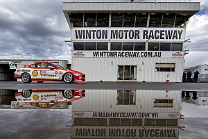 Winton Supercars: McLaughlin sets early Sunday pace