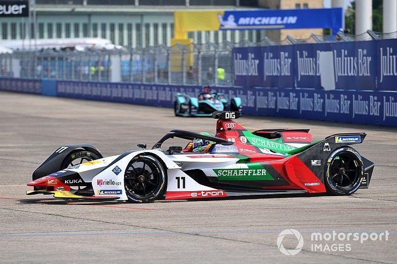 Ди Грасси выиграл безаварийную гонку Формулы Е в Берлине
